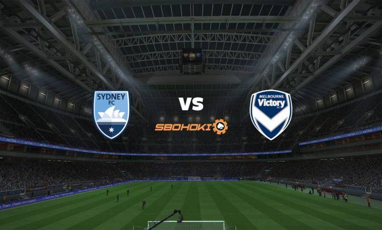 Live Streaming Sydney FC vs Melbourne Victory 27 April 2021 1