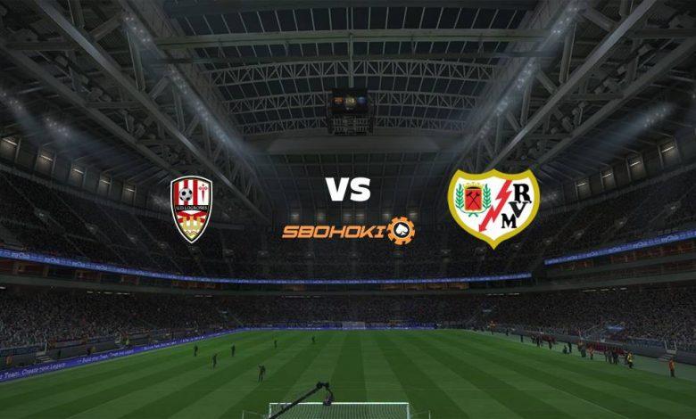 Live Streaming UD Logroñés vs Rayo Vallecano 18 April 2021 1