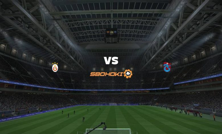 Live Streaming Galatasaray vs Trabzonspor 21 April 2021 1
