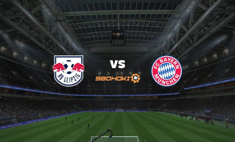 Live Streaming RB Leipzig vs Bayern Munich 3 April 2021 1