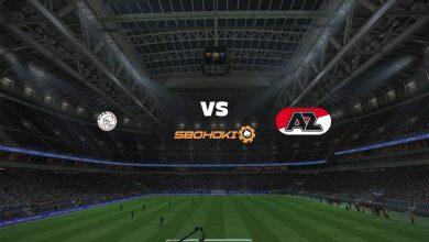Photo of Live Streaming  Ajax Amsterdam vs AZ Alkmaar 25 April 2021