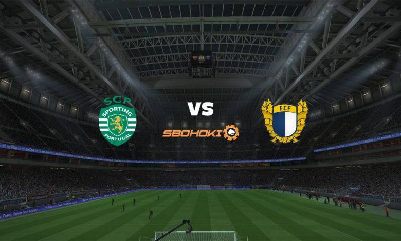 Live Streaming Sporting CP vs FC Famalicao 11 April 2021 1