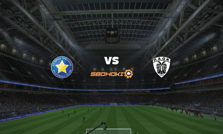 Live Streaming Asteras Tripoli vs PAOK Salonika 11 April 2021 1