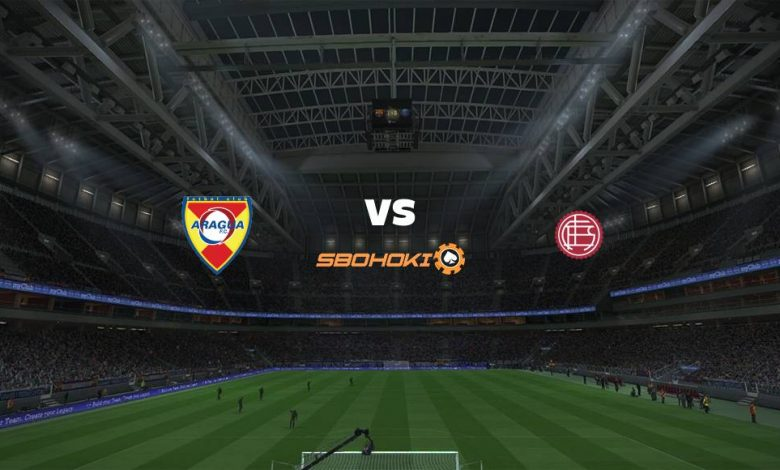Live Streaming Aragua vs Lanús 22 April 2021 1