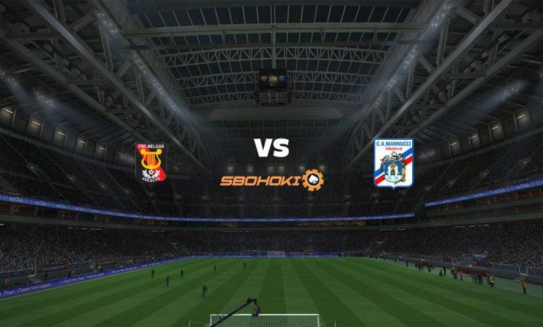 Live Streaming Melgar vs Carlos A. Mannucci 9 April 2021 1