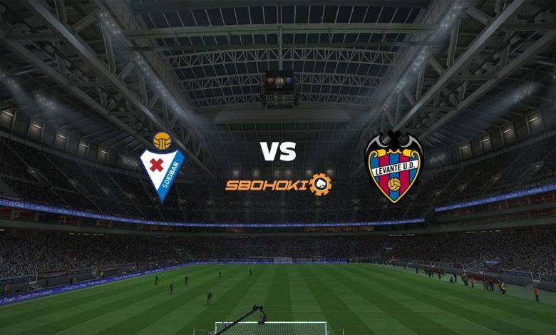 Live Streaming Eibar vs Levante 10 April 2021 1