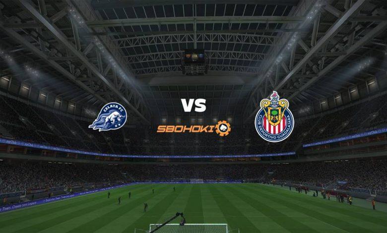 Live Streaming Celaya vs Tapatío 16 April 2021 1