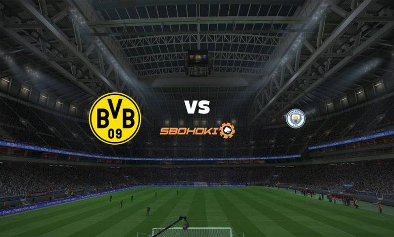 Live Streaming Borussia Dortmund vs Manchester City 14 April 2021 1