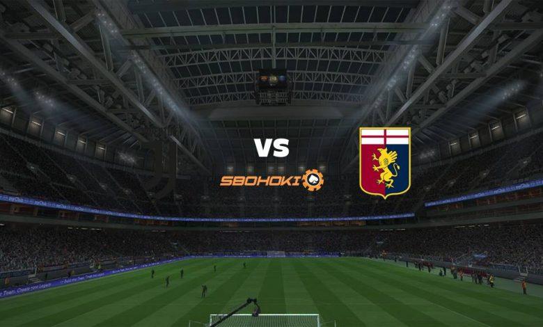 Live Streaming Juventus vs Genoa 11 April 2021 1
