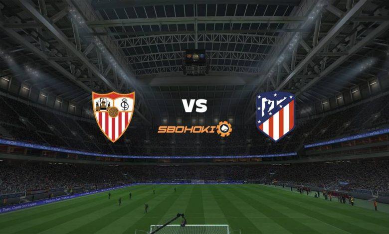 Live Streaming Sevilla vs Atletico Madrid 4 April 2021 1