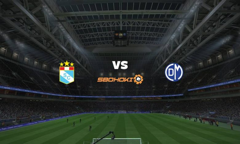 Live Streaming Sporting Cristal vs Deportivo Municipal 13 April 2021 1