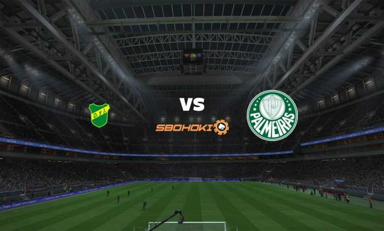 Live Streaming Defensa y Justicia vs Palmeiras 8 April 2021 1
