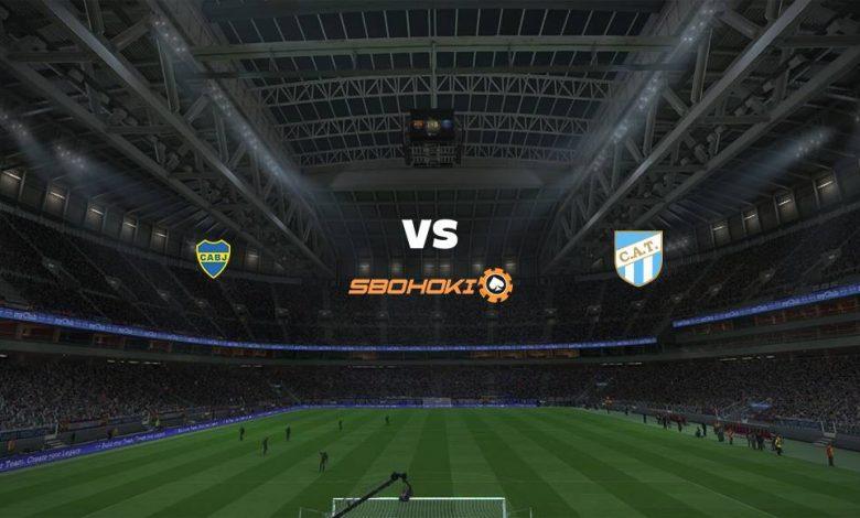 Live Streaming Boca Juniors vs Atlético Tucumán 17 April 2021 1