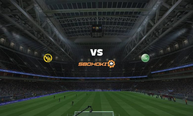Live Streaming Young Boys vs St Gallen 11 April 2021 1