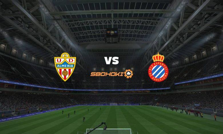 Live Streaming Almería vs Espanyol 19 April 2021 1