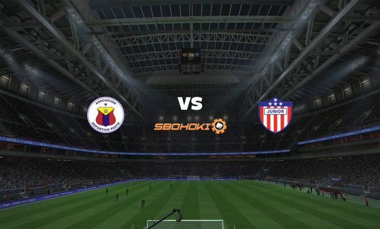 Live Streaming Deportivo Pasto vs Atlético Junior 11 April 2021 1