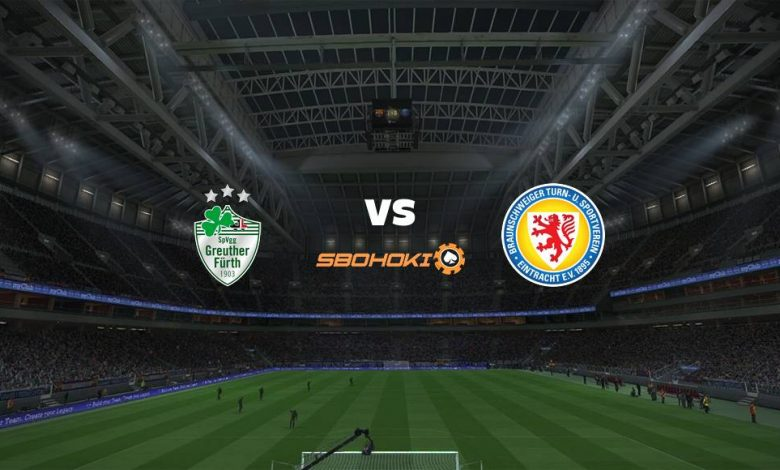 Live Streaming SpVgg Greuther Furth vs TSV Eintracht Braunschweig 20 April 2021 1
