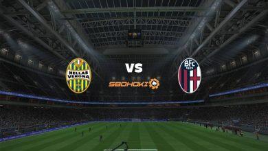 Photo of Live Streaming  Hellas Verona vs Bologna 17 Mei 2021
