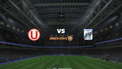 Photo of Live Streaming  Universitario vs Carlos A. Mannucci 23 Mei 2021