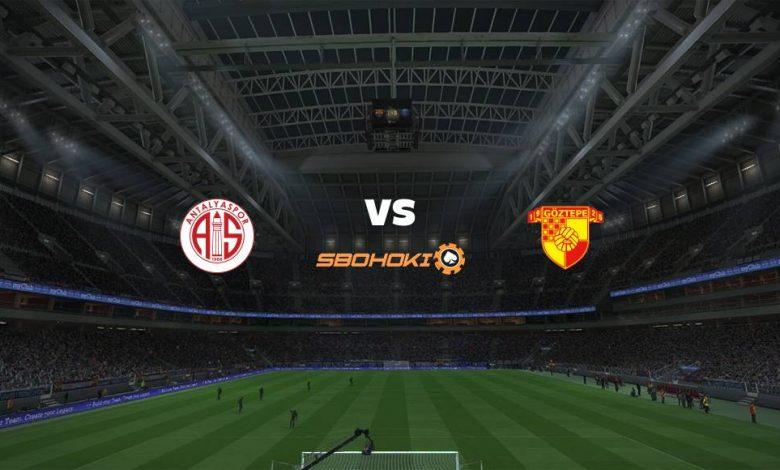 Live Streaming Antalyaspor vs Goztepe 2 Mei 2021 1