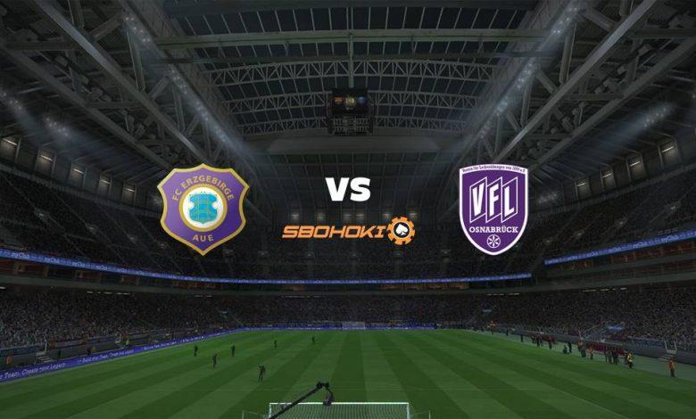 Live Streaming FC Erzgebirge Aue vs VfL Osnabruck 23 Mei 2021 1