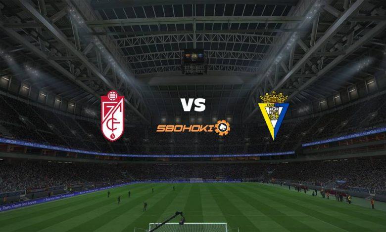 Live Streaming Granada vs Cádiz 2 Mei 2021 1