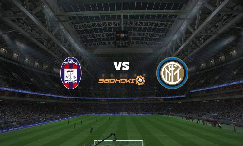 Live Streaming Crotone vs Inter Milan 1 Mei 2021 1