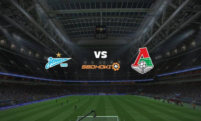Live Streaming Zenit St Petersburg vs Lokomotiv Moscow 2 Mei 2021 1