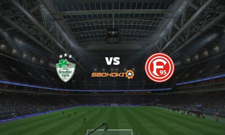 Live Streaming SpVgg Greuther Furth vs Fortuna Düsseldorf 23 Mei 2021 1