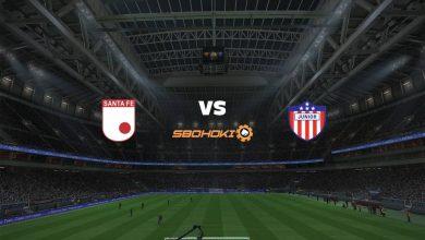 Photo of Live Streaming  Independiente Santa Fe vs Atlético Junior 25 Mei 2021