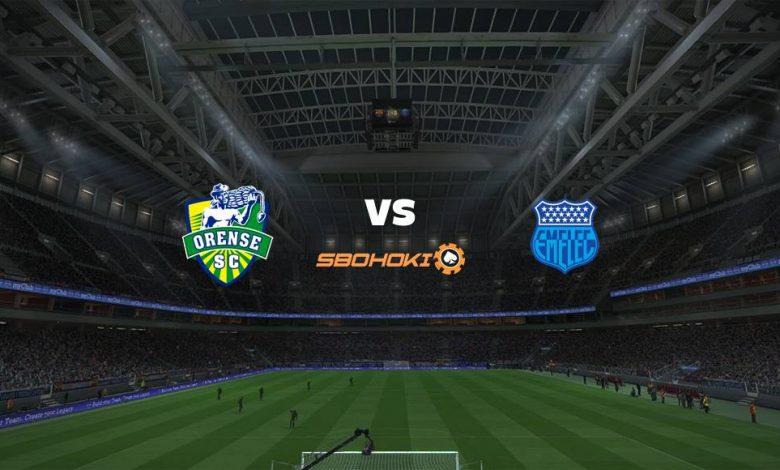 Live Streaming Orense vs Emelec 2 Mei 2021 1