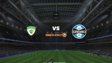 Photo of Live Streaming  La Equidad vs Grêmio 28 Mei 2021