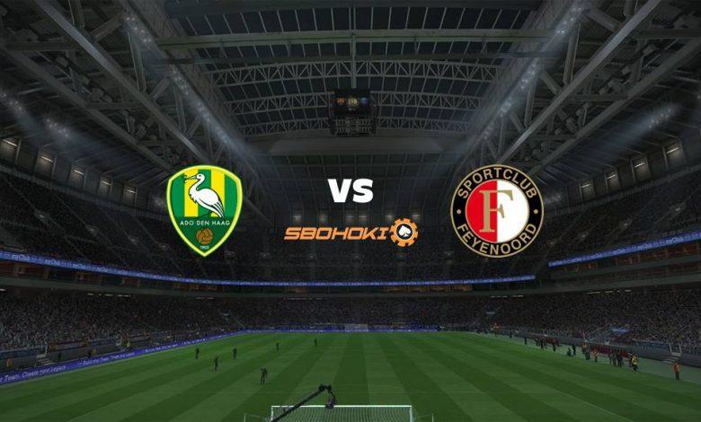 Live Streaming ADO Den Haag vs Feyenoord 2 Mei 2021 1