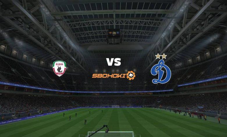 Live Streaming Rubin Kazan vs Dinamo Moscow 1 Mei 2021 1