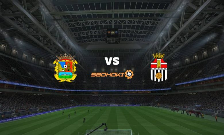 Live Streaming Fuenlabrada vs FC Cartagena 2 Mei 2021 1