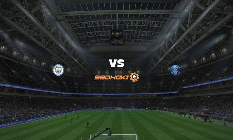 Live Streaming Manchester City vs Paris Saint-Germain (FR) 4 Mei 2021 1