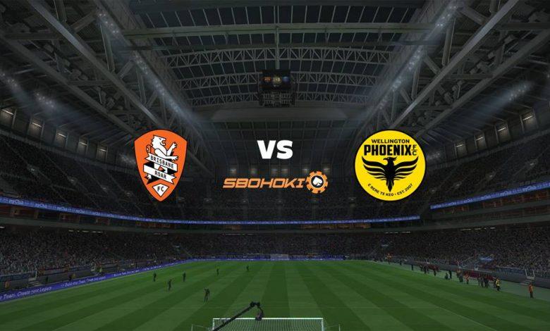 Live Streaming Brisbane Roar vs Wellington Phoenix FC 1 Mei 2021 1