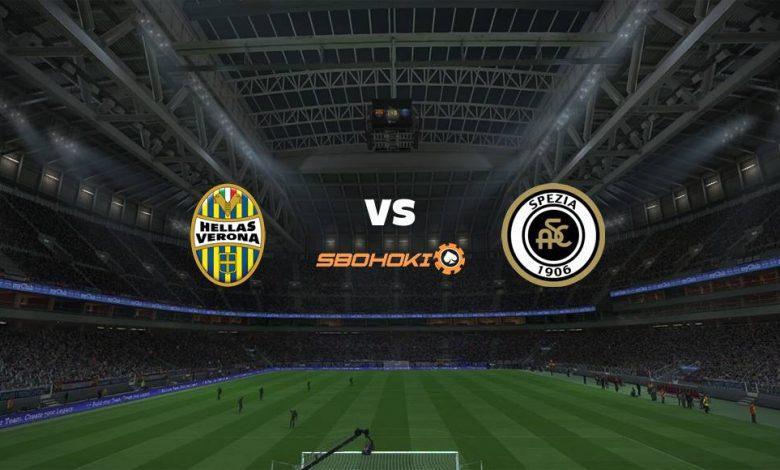 Live Streaming Hellas Verona vs Spezia 1 Mei 2021 1