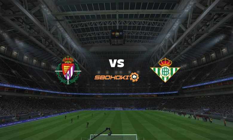 Live Streaming Valladolid vs Real Betis 2 Mei 2021 1