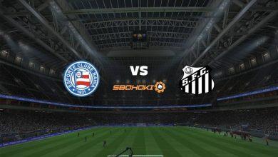 Photo of Live Streaming  Bahia vs Santos 29 Mei 2021