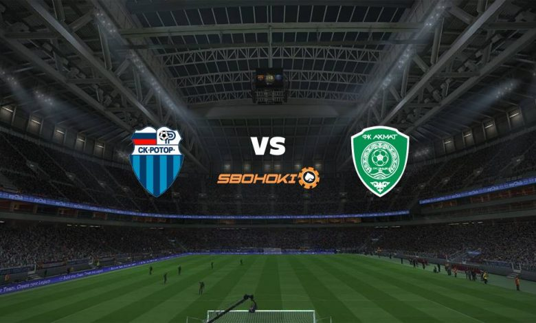 Live Streaming FC Rotor Volgograd vs Akhmat Grozny 1 Mei 2021 1