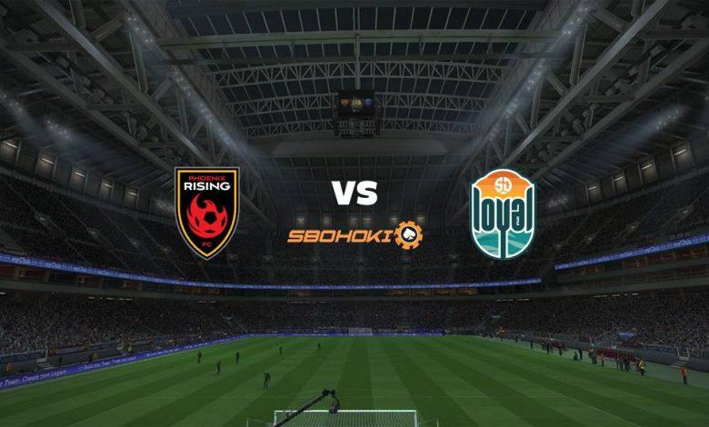Live Streaming Phoenix Rising FC vs San Diego Loyal SC 1 Mei 2021 1