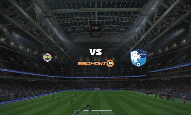 Live Streaming Fenerbahce vs Erzurum BB 3 Mei 2021 1