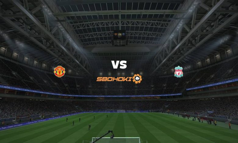 Live Streaming Manchester United vs Liverpool 2 Mei 2021 1