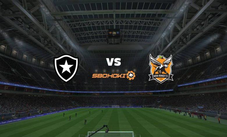 Live Streaming Botafogo vs Nova Iguaçu 2 Mei 2021 1