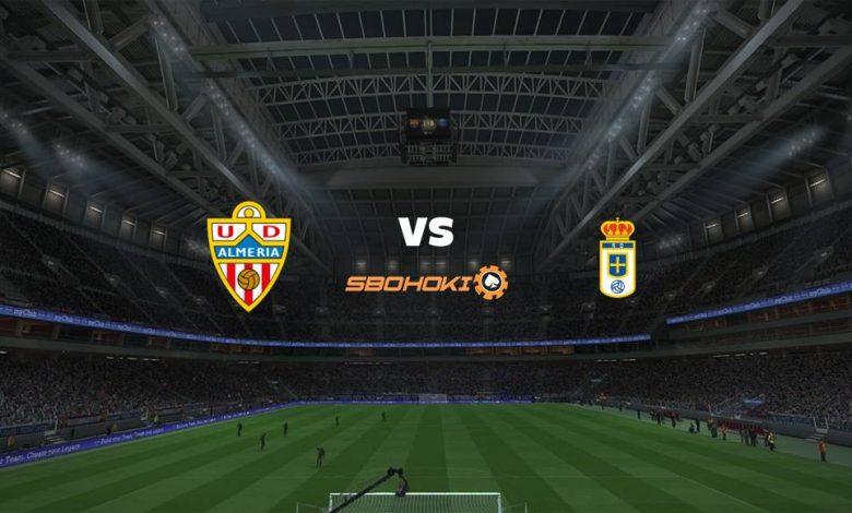 Live Streaming Almería vs Real Oviedo 1 Mei 2021 1