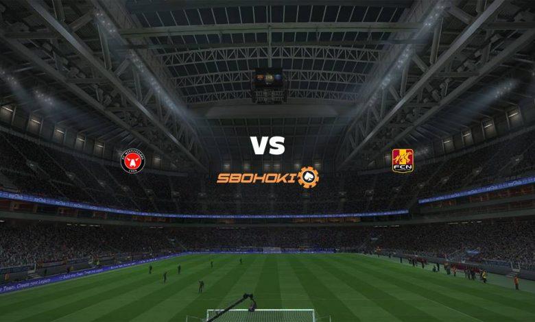 Live Streaming FC Midtjylland vs FC Nordsjaelland 2 Mei 2021 1