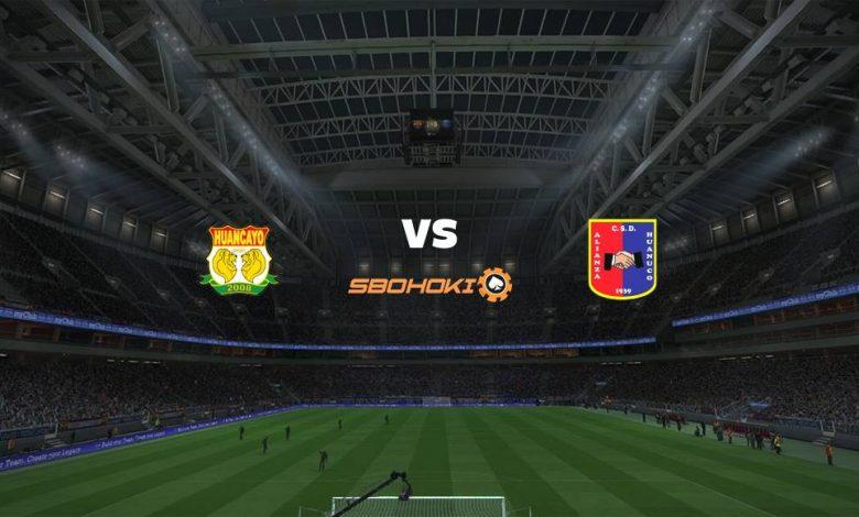 Live Streaming Sport Huancayo vs Alianza Universidad 3 Mei 2021 1