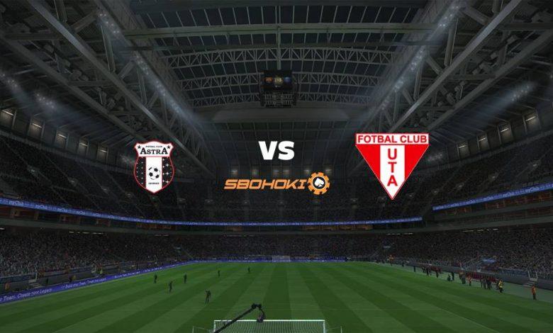 Live Streaming FK Astra Giurgiu vs UTA Arad 5 Mei 2021 1