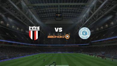 Photo of Live Streaming  Botafogo SP vs São Bento 4 Mei 2021